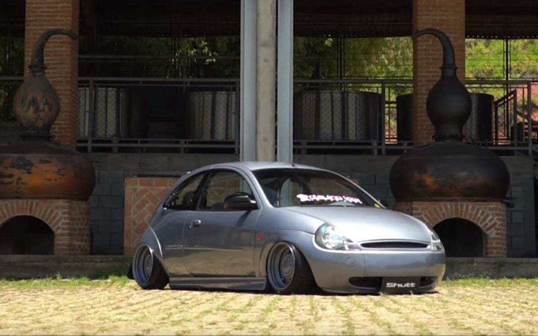 Stanced  Ford Ka – Originale !
