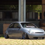 Stanced  Ford Ka - Originale !