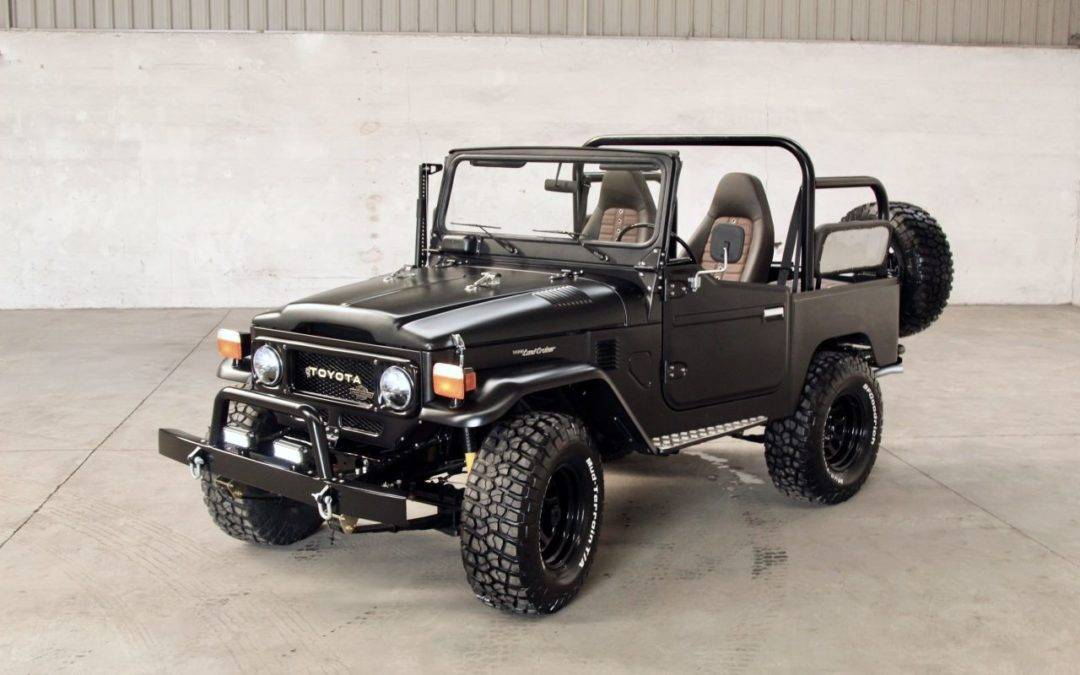 Toyota BJ40 By Legacy Overland – 4×4 Restomod ?