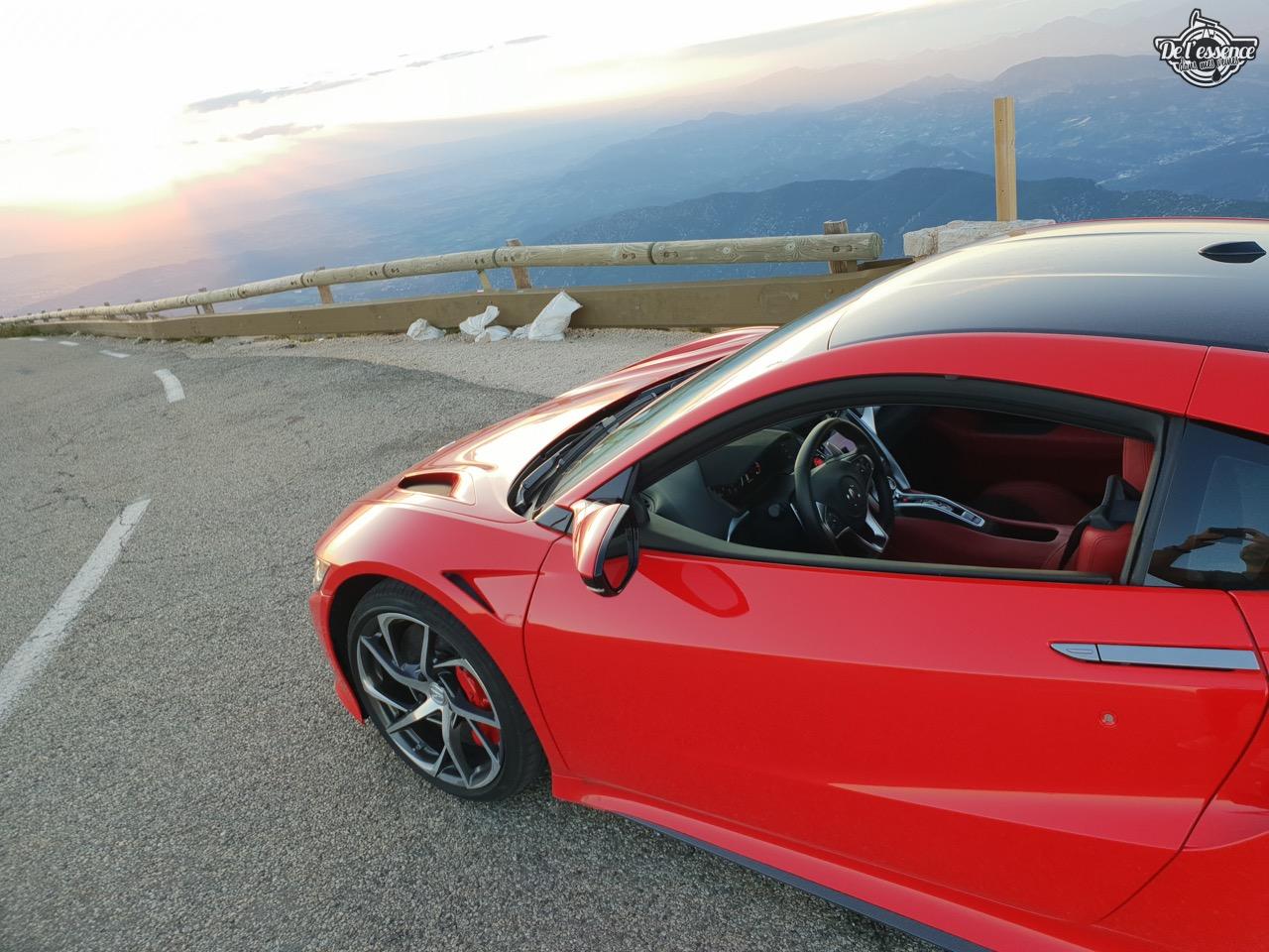 Honda NSX 2017 - Je me souviens... 71