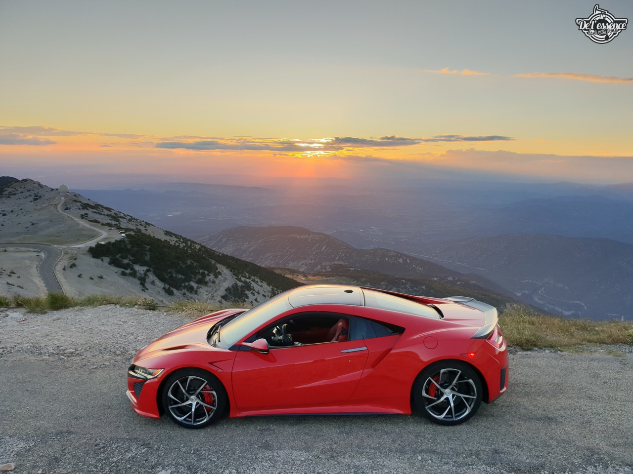 Honda NSX 2017 - Je me souviens... 74