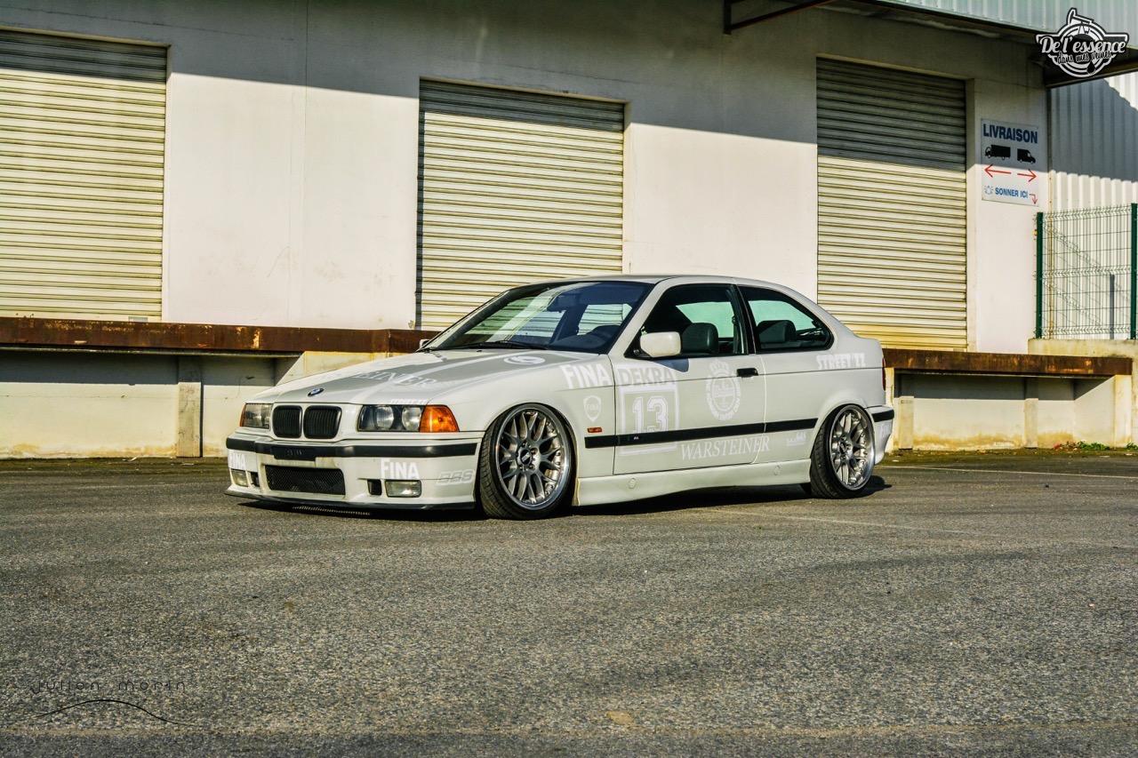 BMW 323TI Compact - Peu importe la taille, pourvu qu'on ait de l'air ! 43