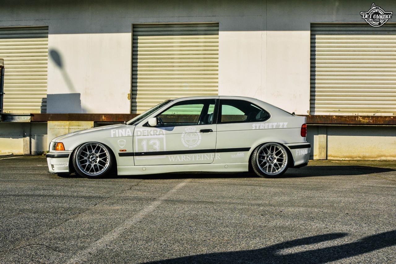 BMW 323TI Compact - Peu importe la taille, pourvu qu'on ait de l'air ! 44