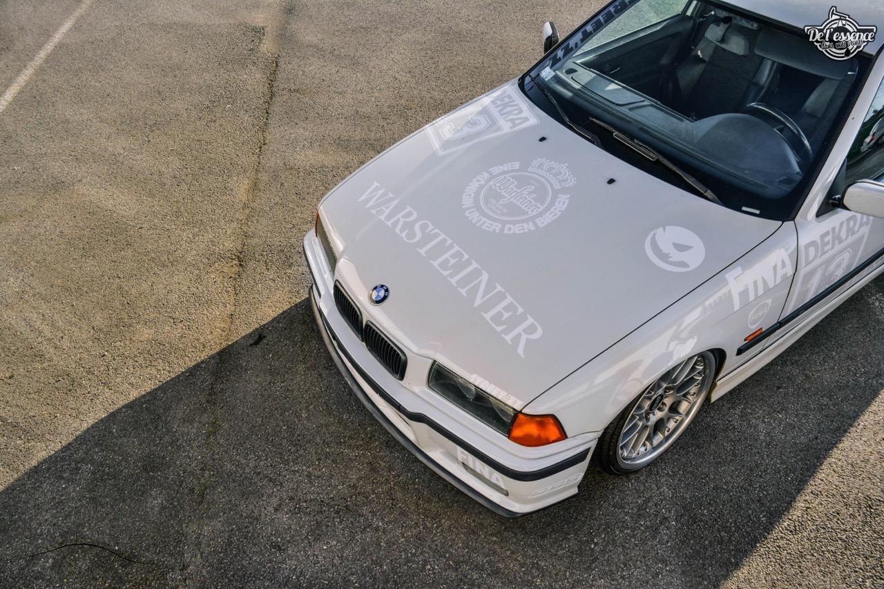 BMW 323TI Compact - Peu importe la taille, pourvu qu'on ait de l'air ! 40