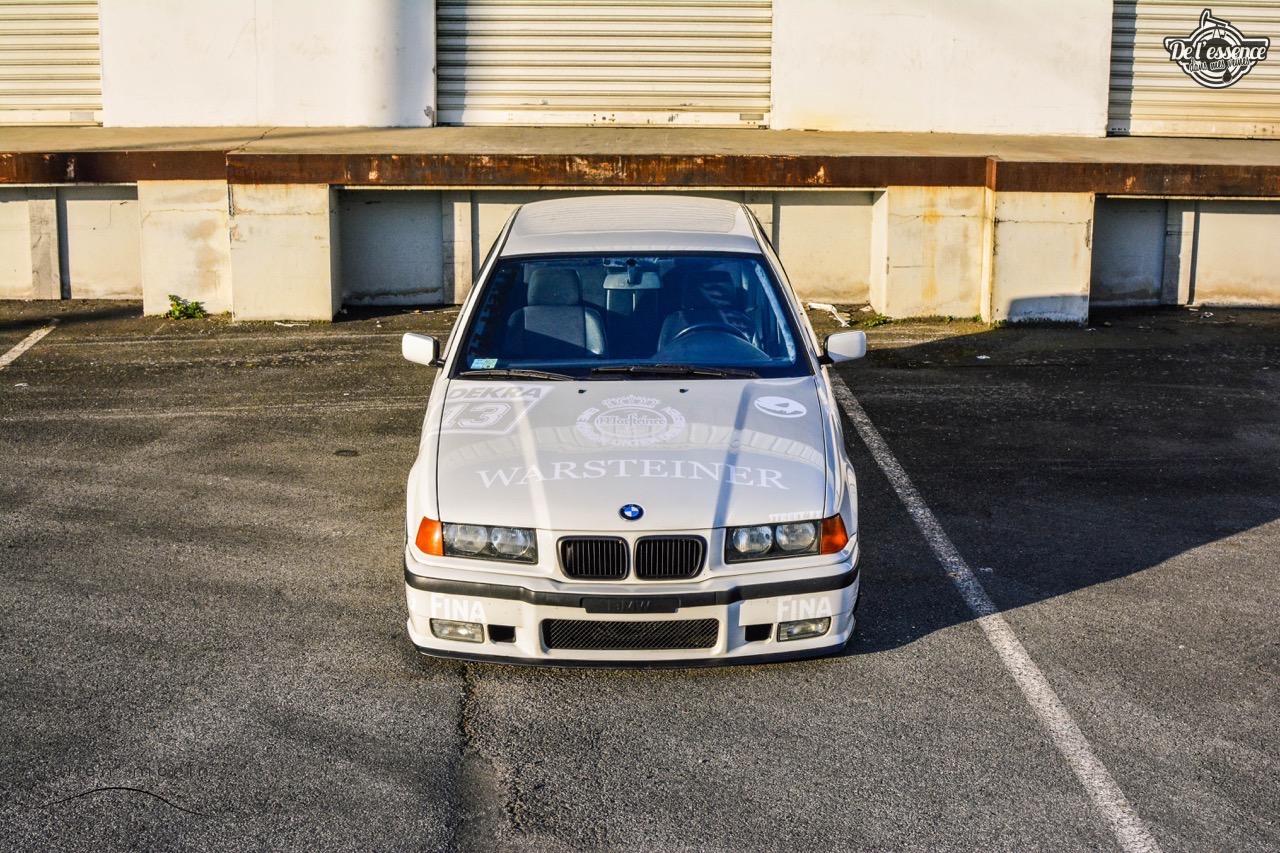 BMW 323TI Compact - Peu importe la taille, pourvu qu'on ait de l'air ! 39