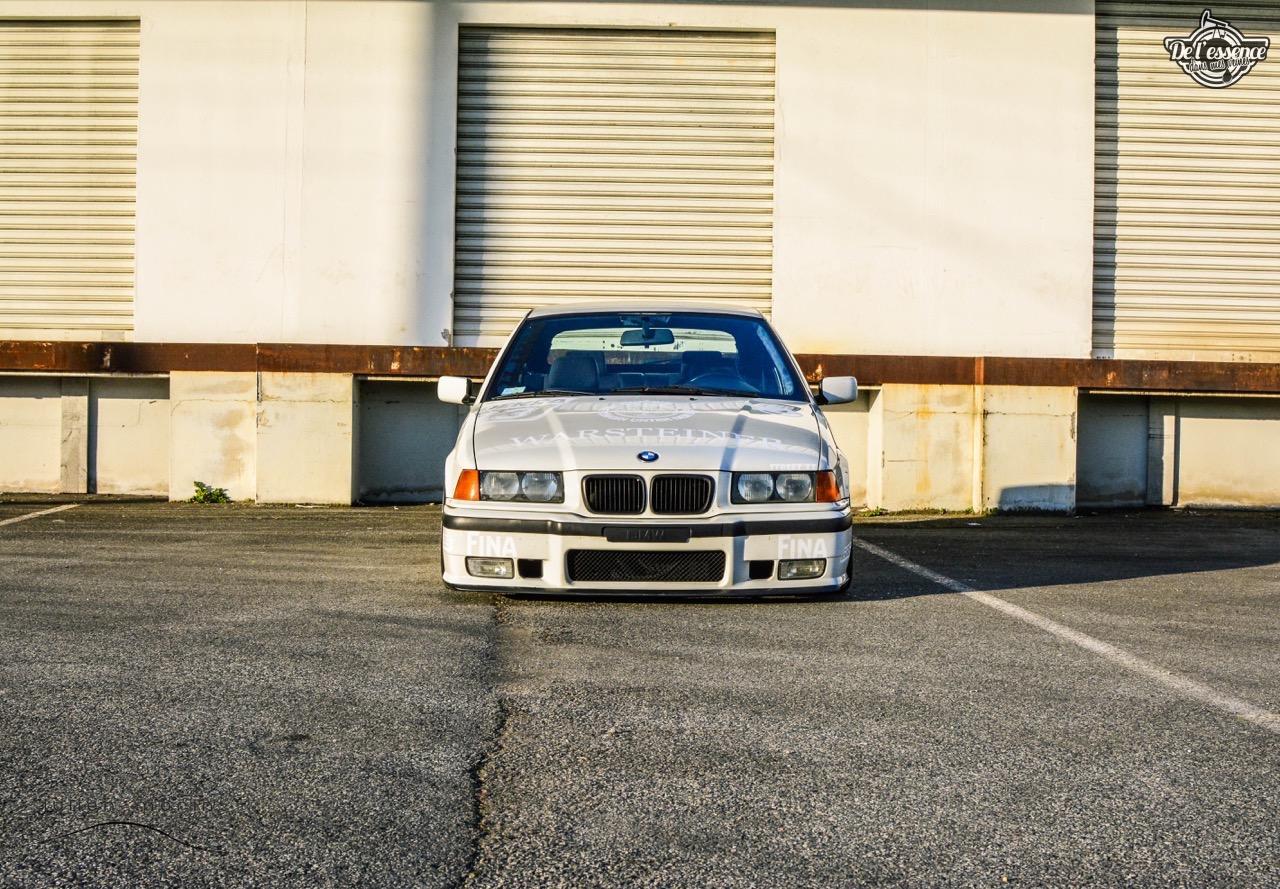 BMW 323TI Compact - Peu importe la taille, pourvu qu'on ait de l'air ! 38