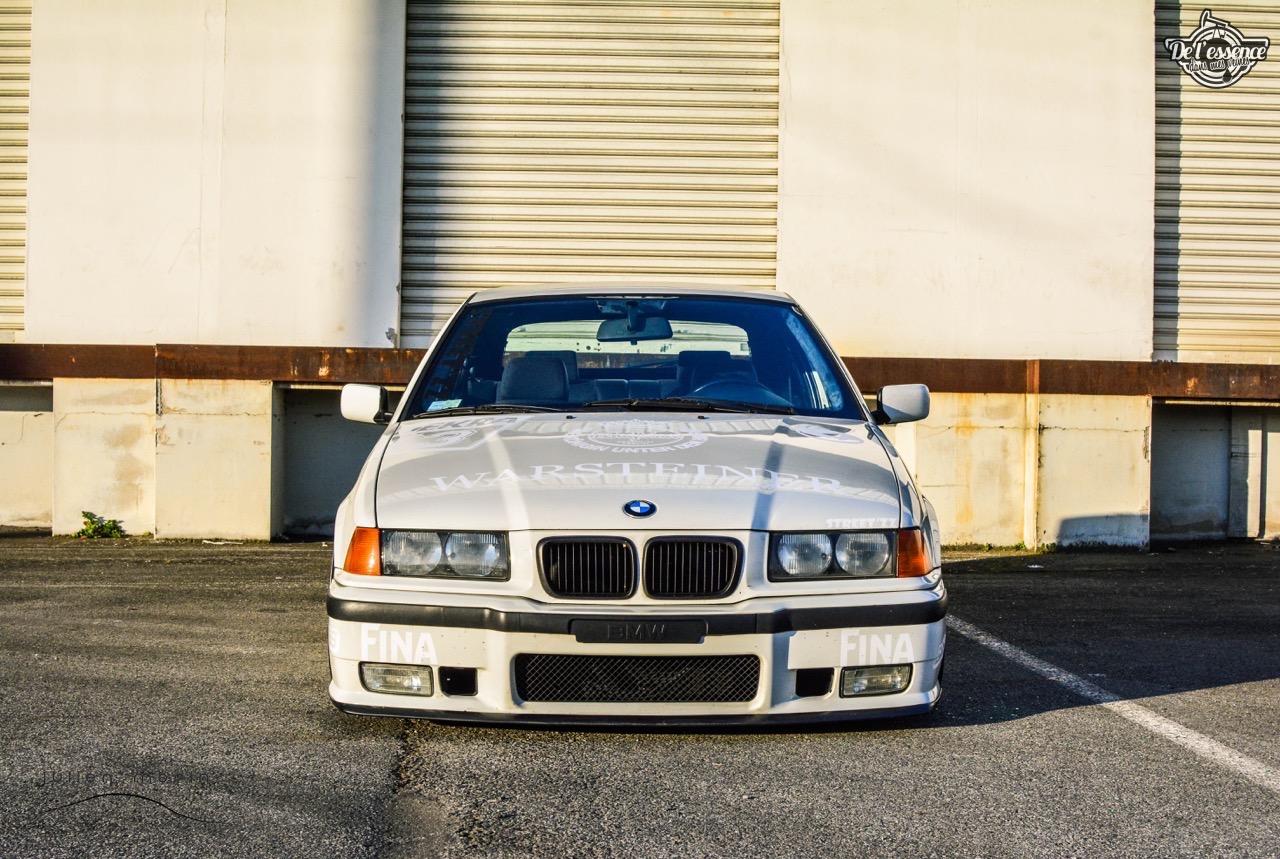 BMW 323TI Compact - Peu importe la taille, pourvu qu'on ait de l'air ! 36
