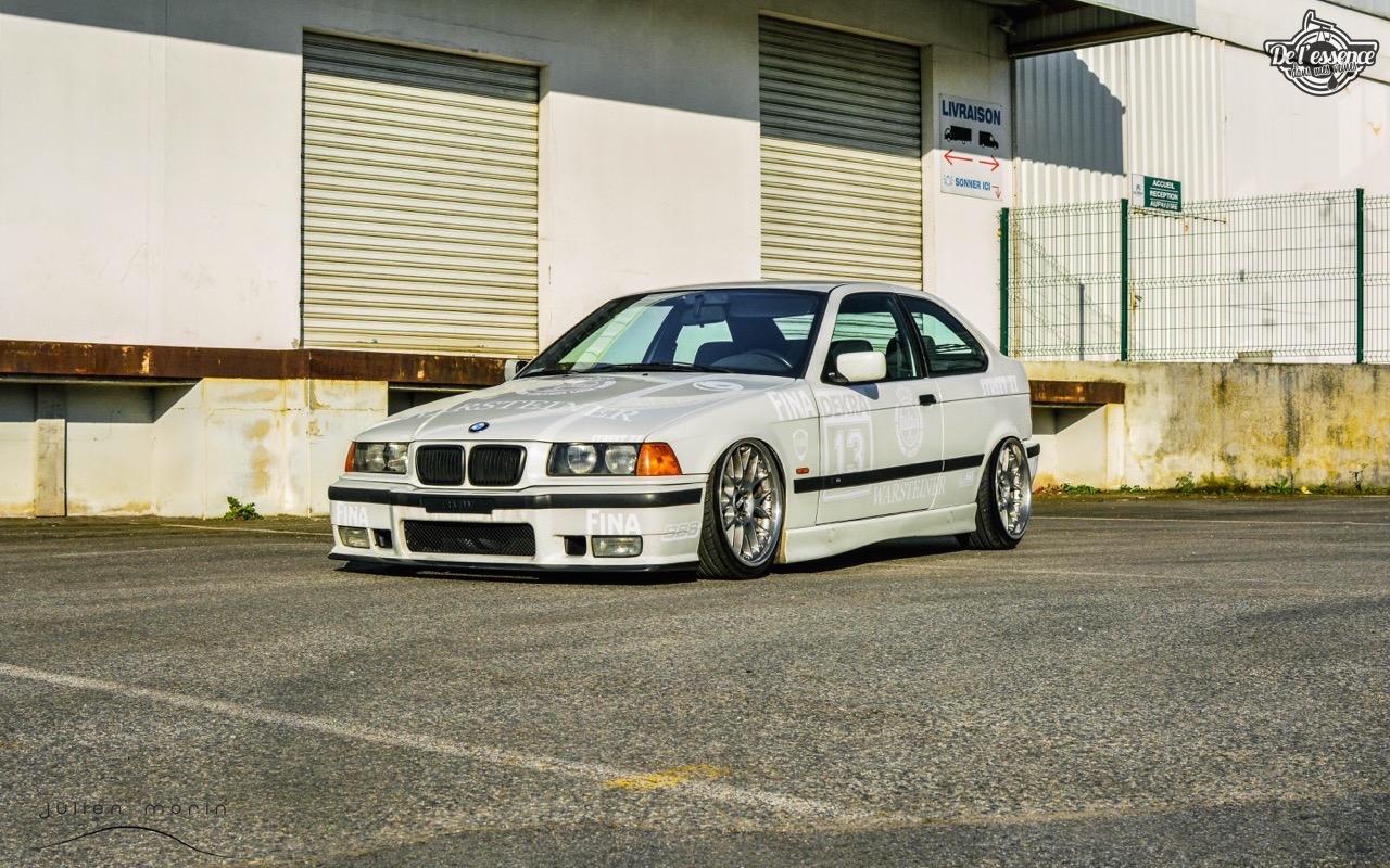 BMW 323TI Compact - Peu importe la taille, pourvu qu'on ait de l'air ! 34