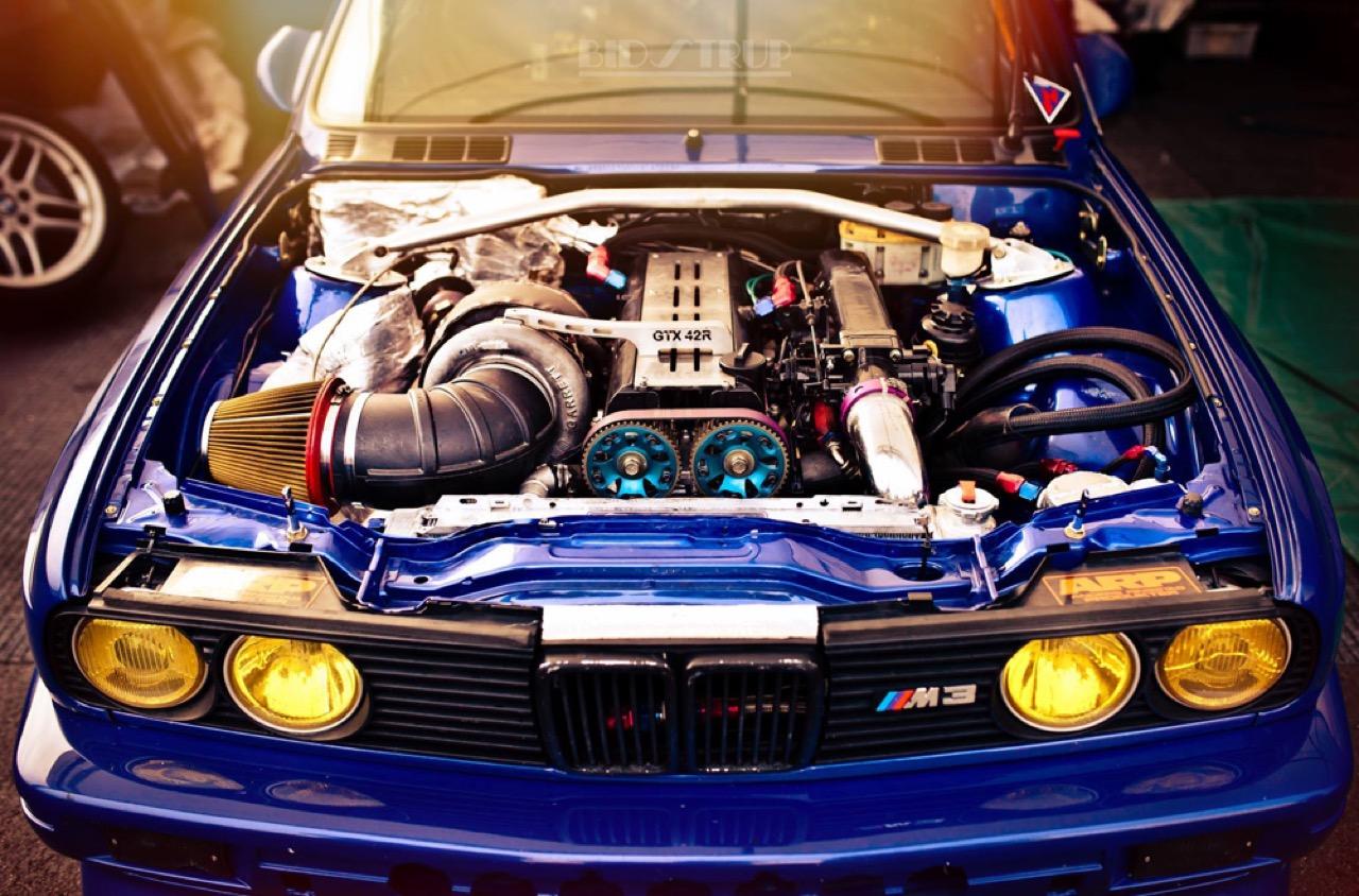 Hillclimb Monster : BMW M3 E30 en 2JZ... 1300 ch à dompter ! 43