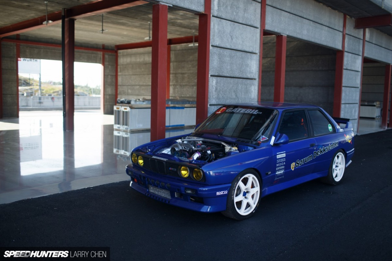 Hillclimb Monster : BMW M3 E30 en 2JZ... 1300 ch à dompter ! 44