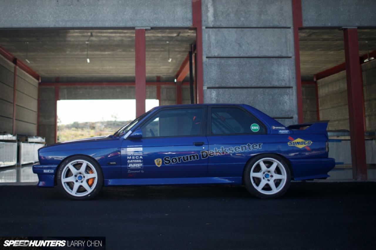 Hillclimb Monster : BMW M3 E30 en 2JZ... 1300 ch à dompter ! 45