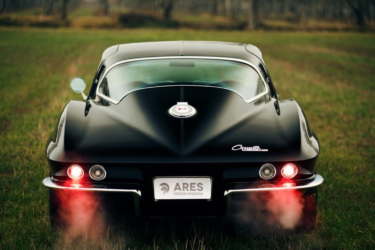 Restomod '64 Corvette Stingray - L'important, c'est la raie...! 3