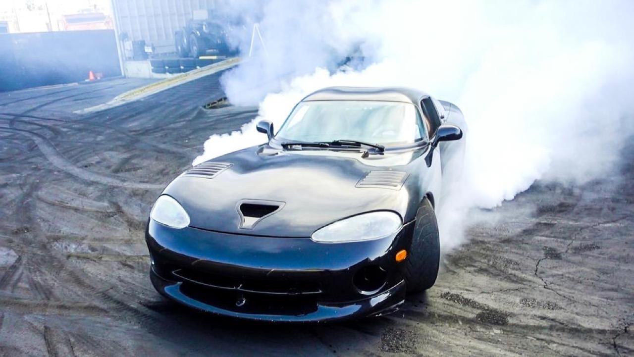 Dodge Viper GTS : Serial Tyres Killer ! 16