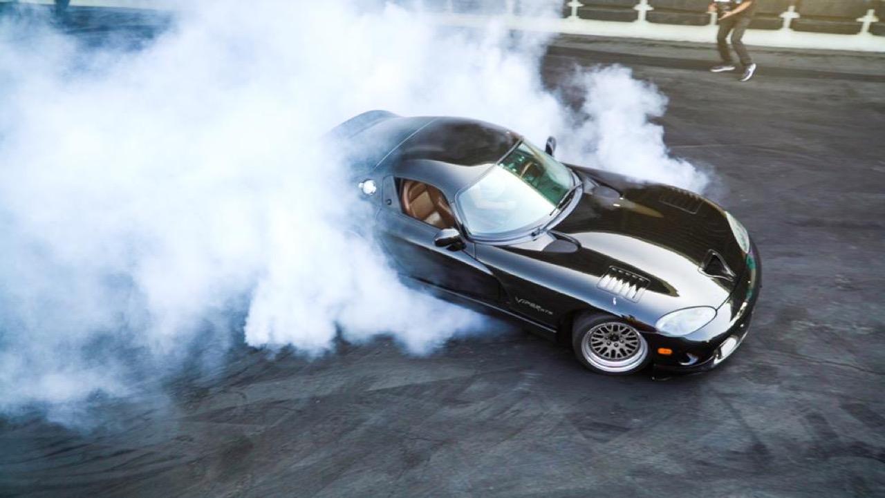 Dodge Viper GTS : Serial Tyres Killer ! 20