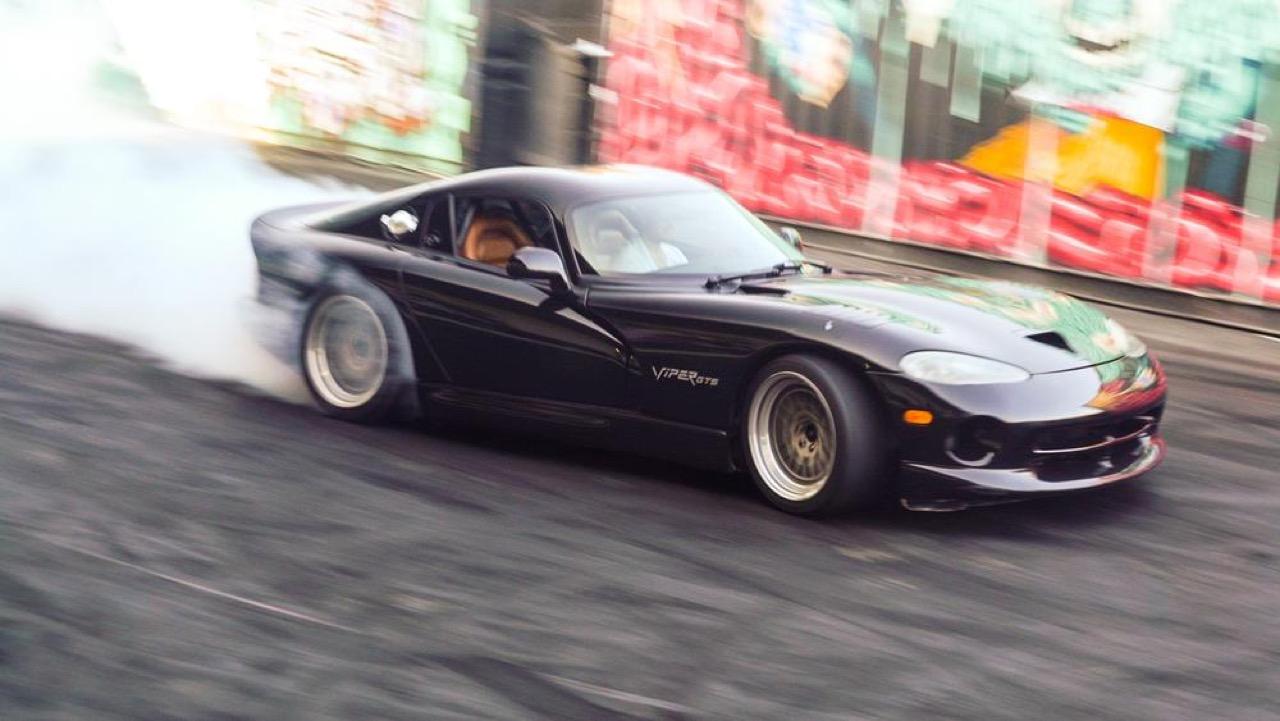 Dodge Viper GTS : Serial Tyres Killer ! 18