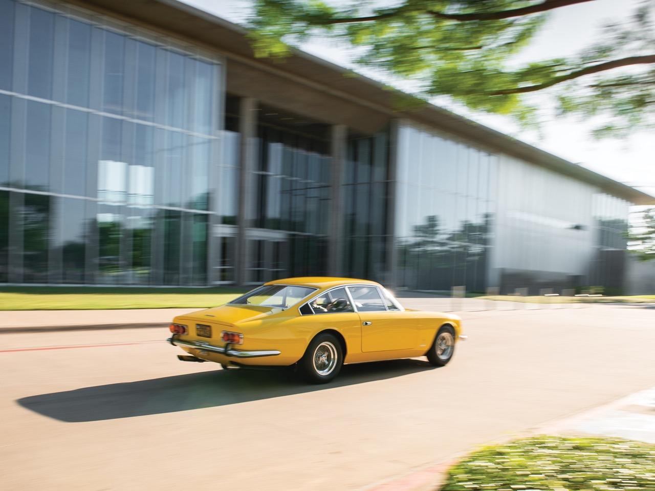 '68 Ferrari 365 GT 2+2 - Le charme des familiales ! 37