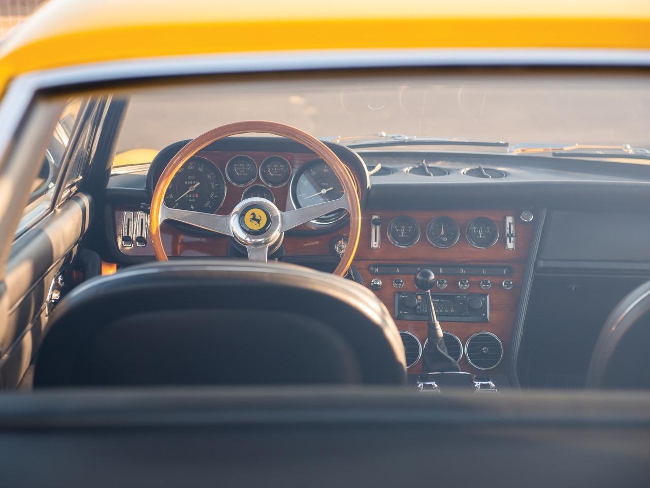 '68 Ferrari 365 GT 2+2 - Le charme des familiales ! 40