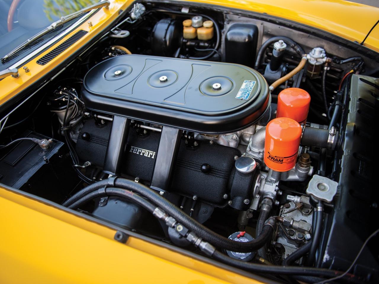 '68 Ferrari 365 GT 2+2 - Le charme des familiales ! 52