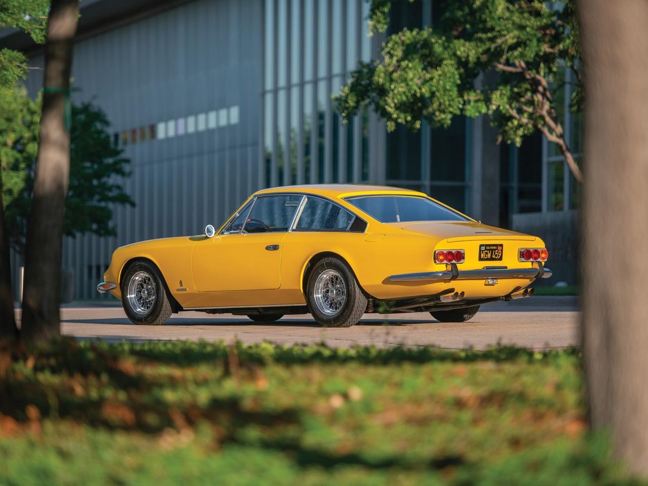 '68 Ferrari 365 GT 2+2 - Le charme des familiales ! 66