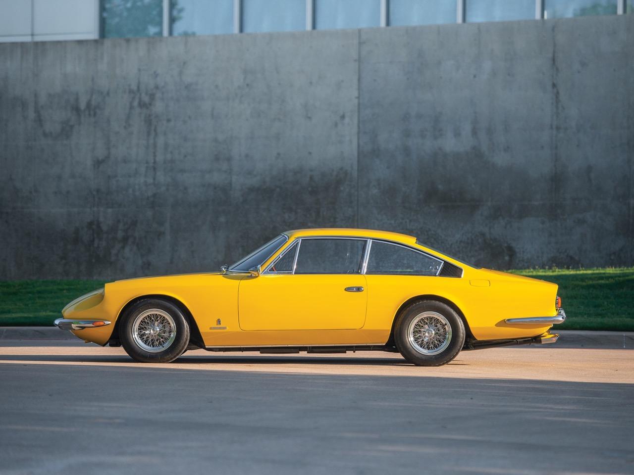 '68 Ferrari 365 GT 2+2 - Le charme des familiales ! 57