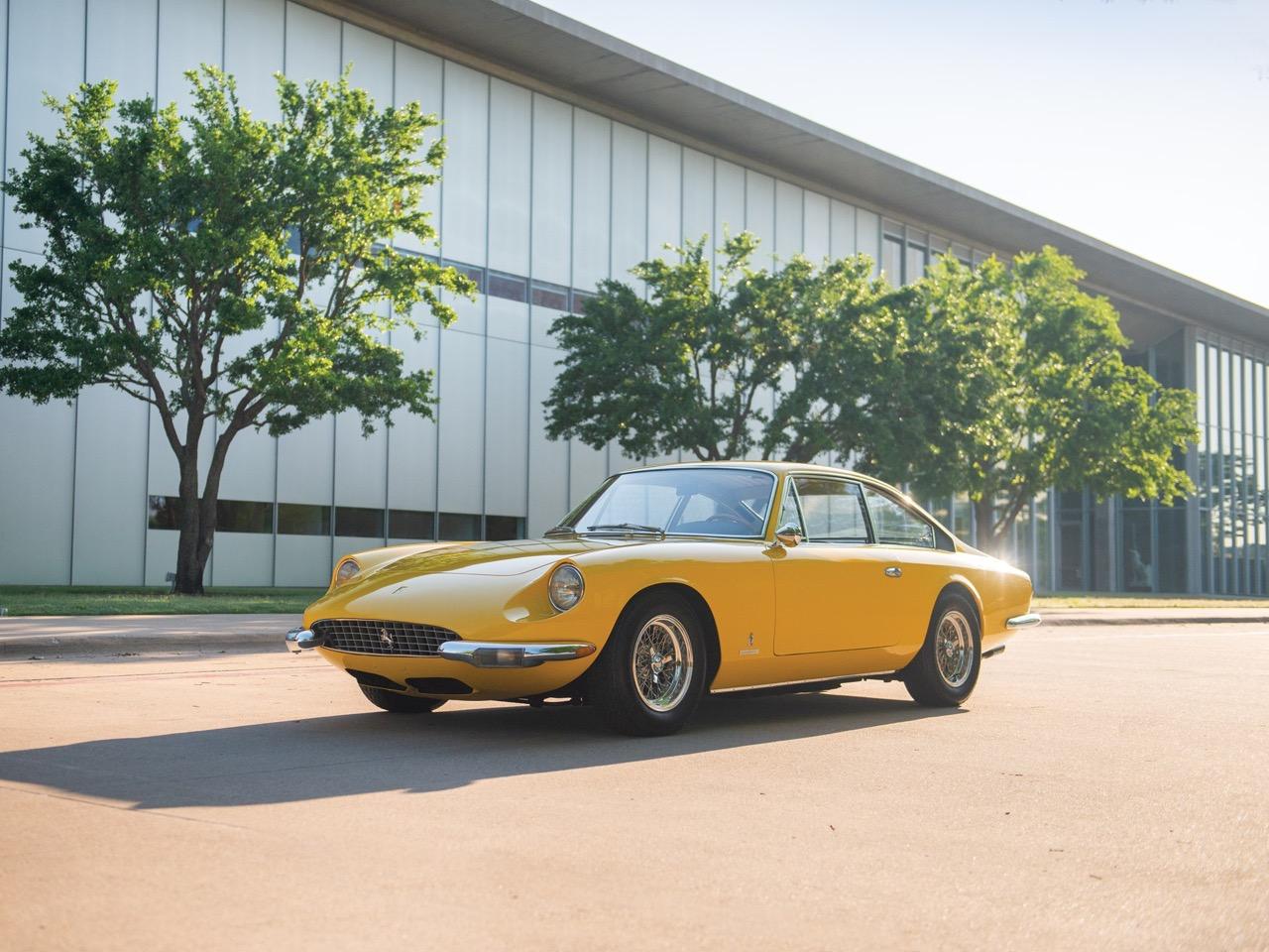 '68 Ferrari 365 GT 2+2 - Le charme des familiales ! 67