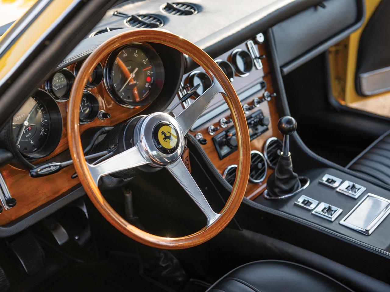 '68 Ferrari 365 GT 2+2 - Le charme des familiales ! 64