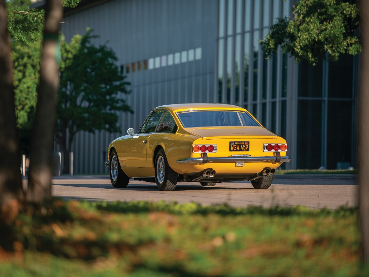 '68 Ferrari 365 GT 2+2 - Le charme des familiales ! 51