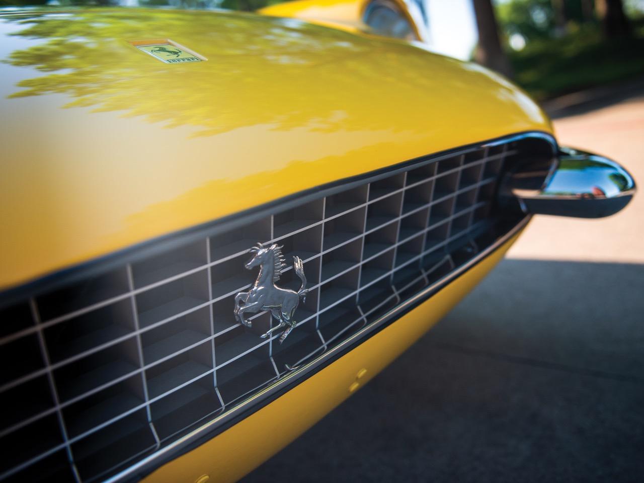 '68 Ferrari 365 GT 2+2 - Le charme des familiales ! 35