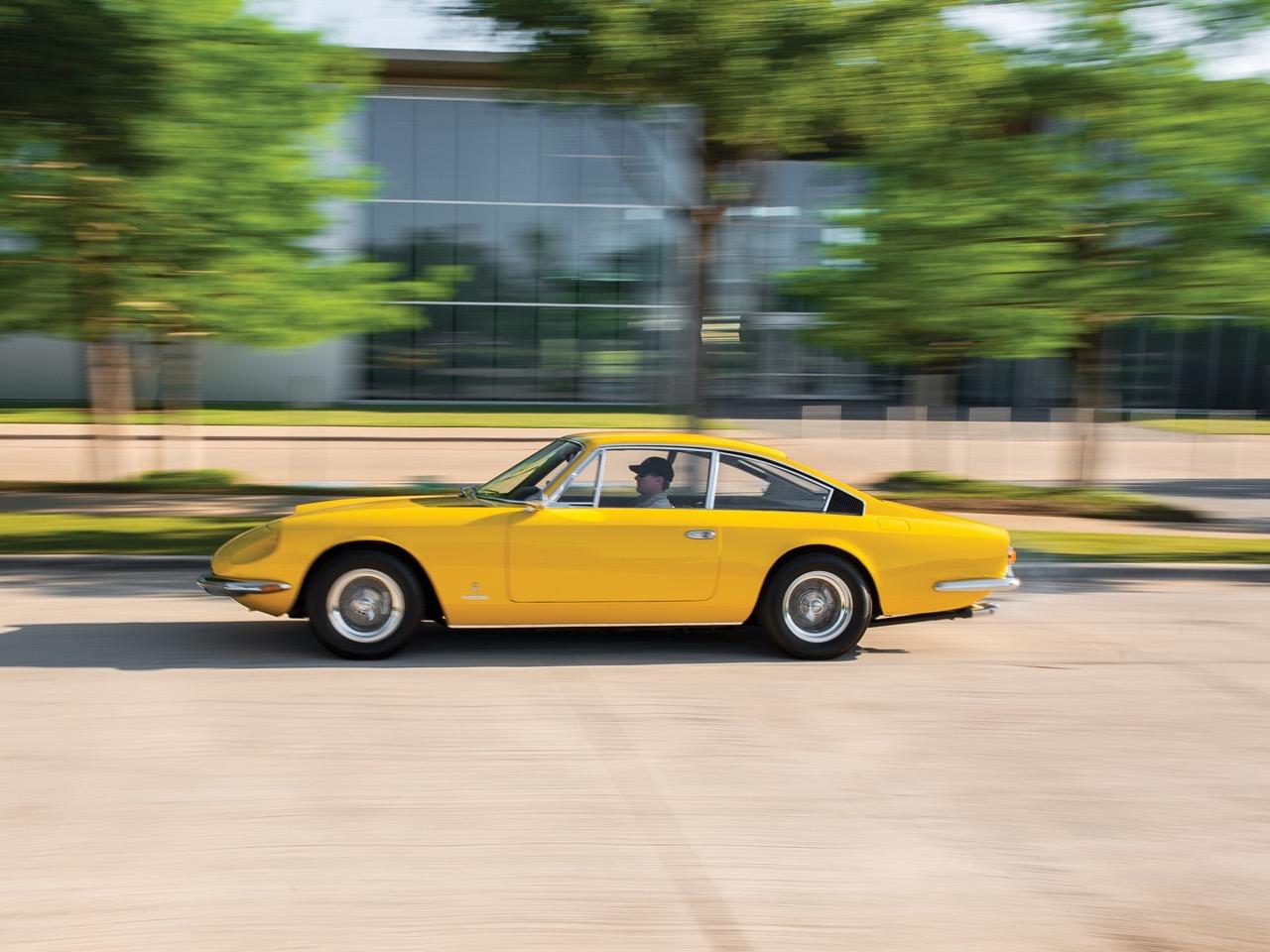 '68 Ferrari 365 GT 2+2 - Le charme des familiales ! 36