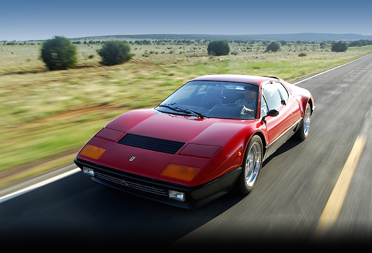 Ferrari 512 BB restomod... Ca va piquer chez les frustrés ! 7