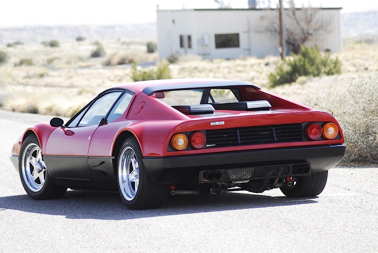 Ferrari 512 BB restomod... Ca va piquer chez les frustrés ! 6