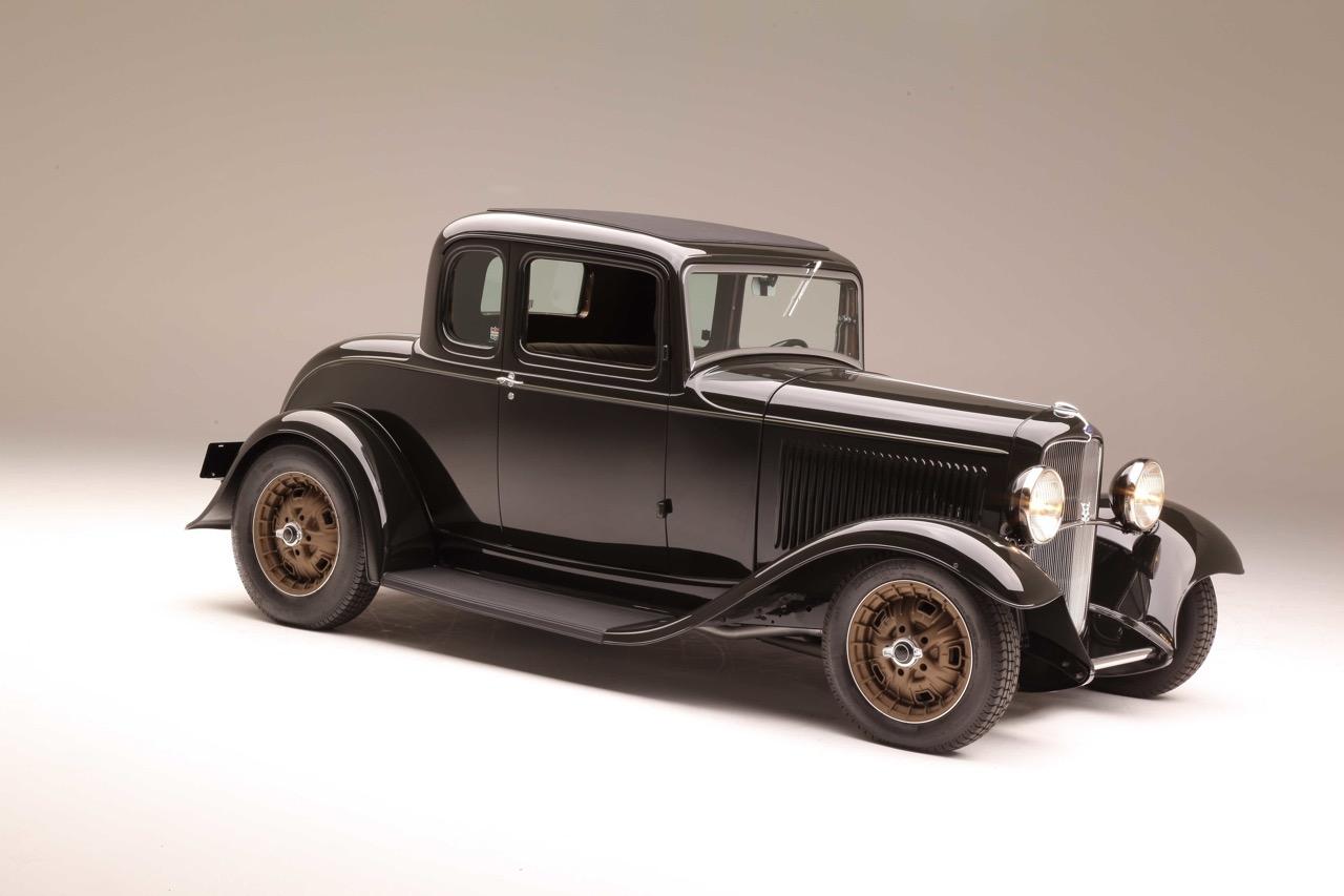 Ford 32 Deuce - Signé Chip Foose... 26
