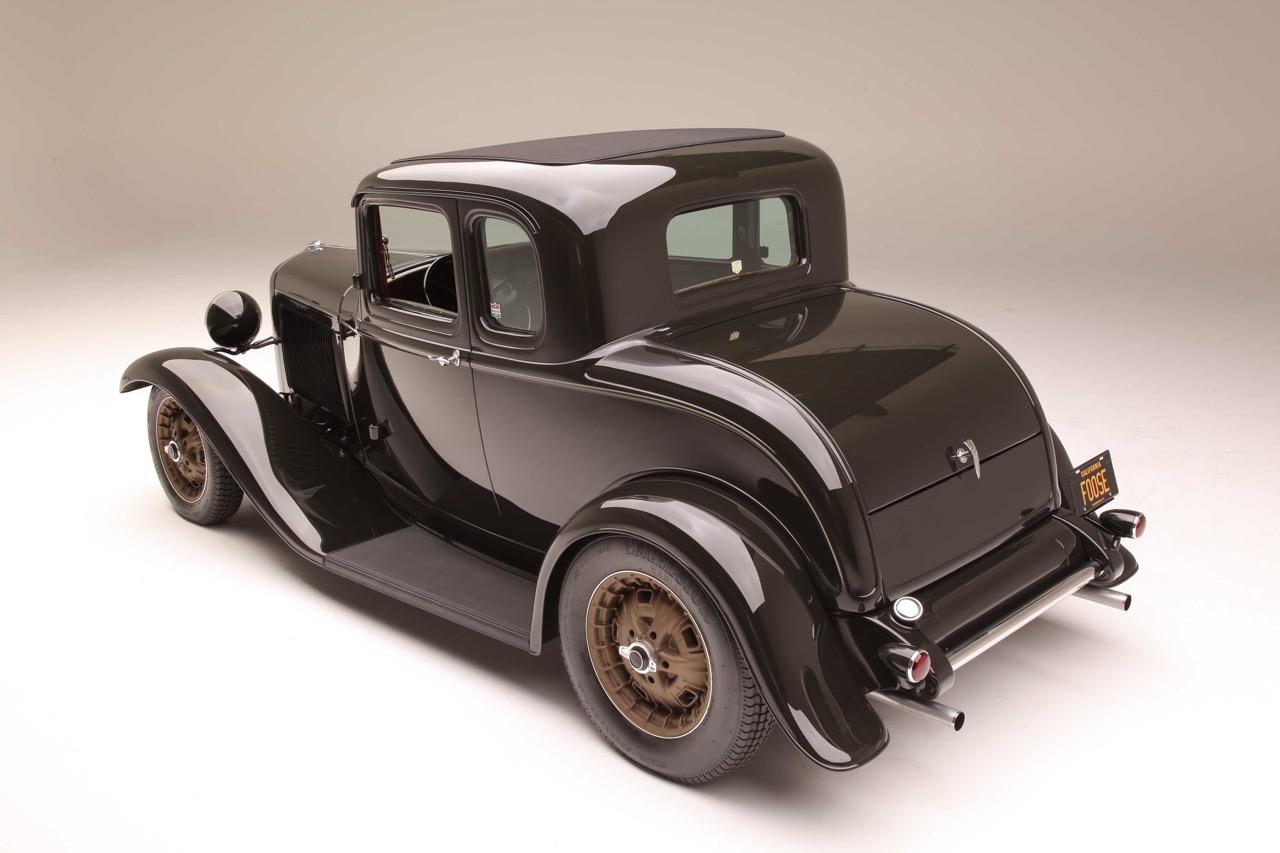 Ford 32 Deuce - Signé Chip Foose... 11