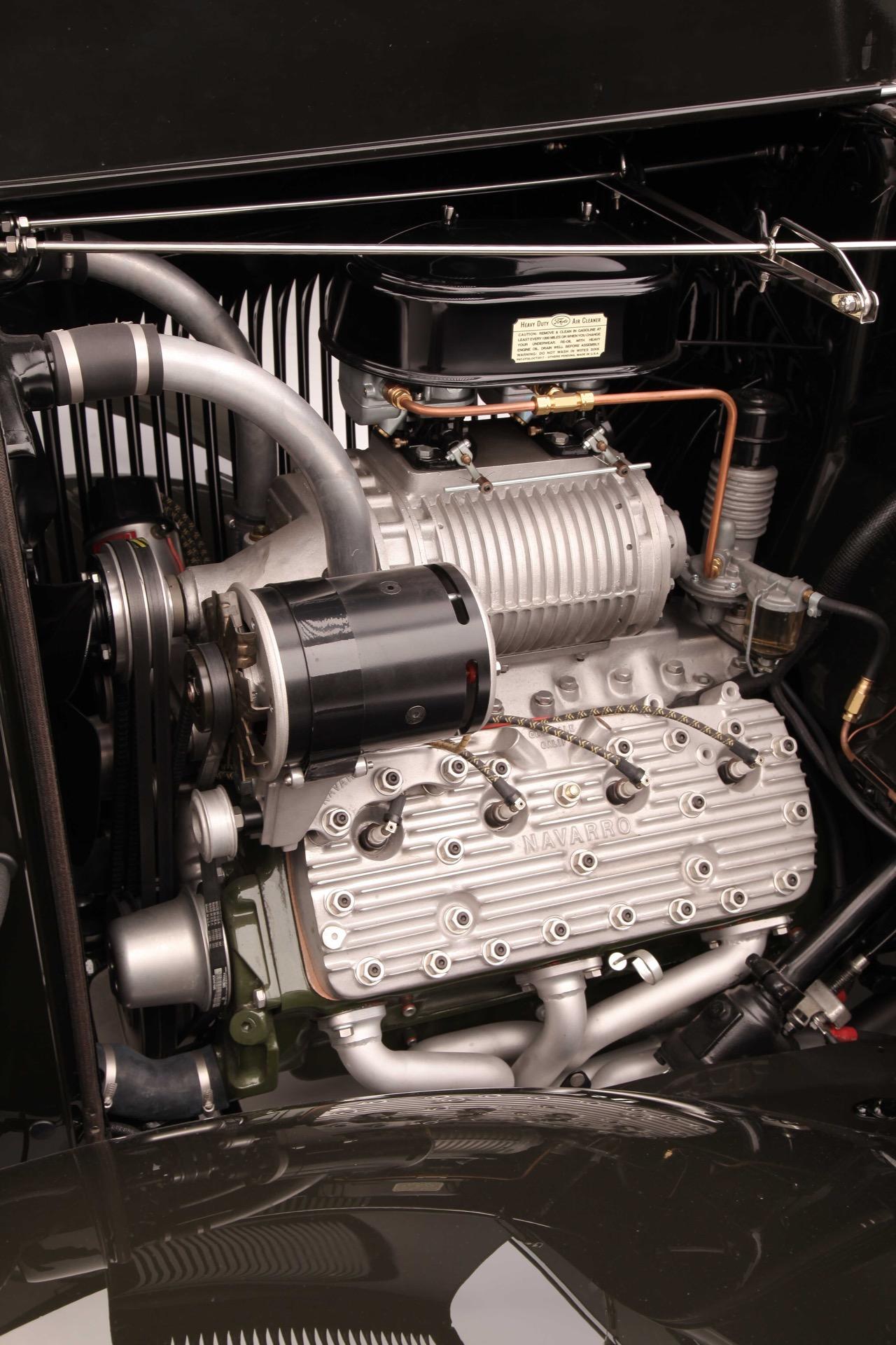Ford 32 Deuce - Signé Chip Foose... 25