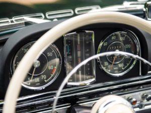 Mercedes 300 SL... roadster - Pure beauté ! 9