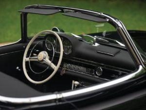 Mercedes 300 SL... roadster - Pure beauté ! 20