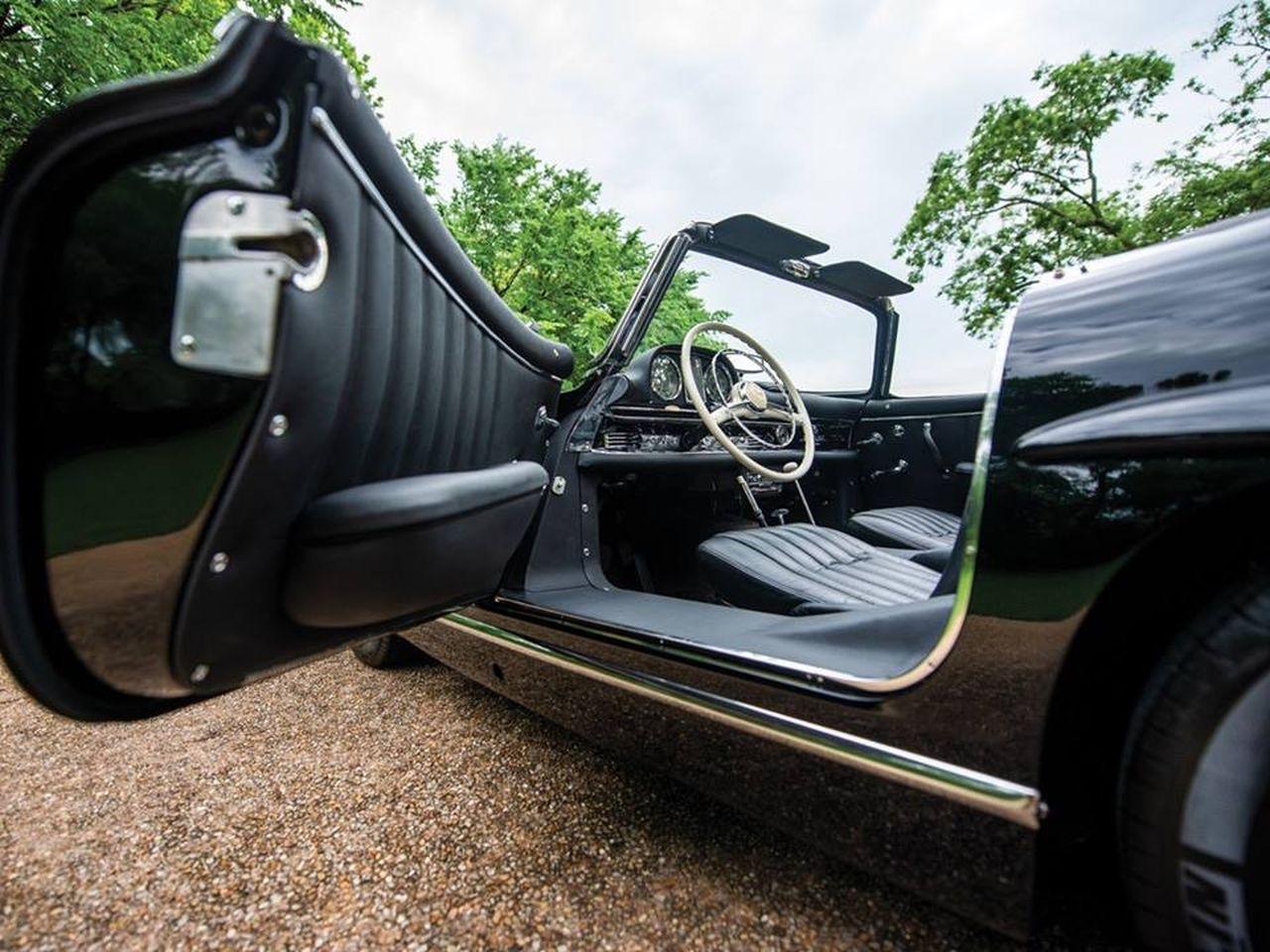 Mercedes 300 SL... roadster - Pure beauté ! 16