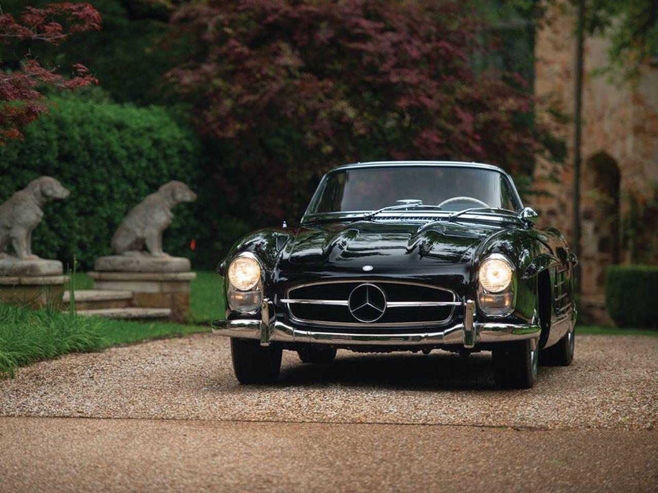 Mercedes 300 SL... roadster - Pure beauté ! 3