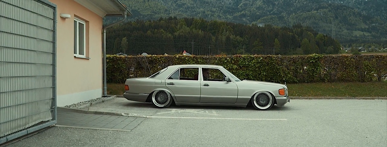 Mercedes 420 SE w126 - Sond'Air Klasse ! 1