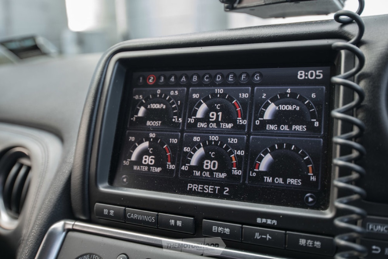 Nissan GTR R35 1200+... Street brawling ! 3