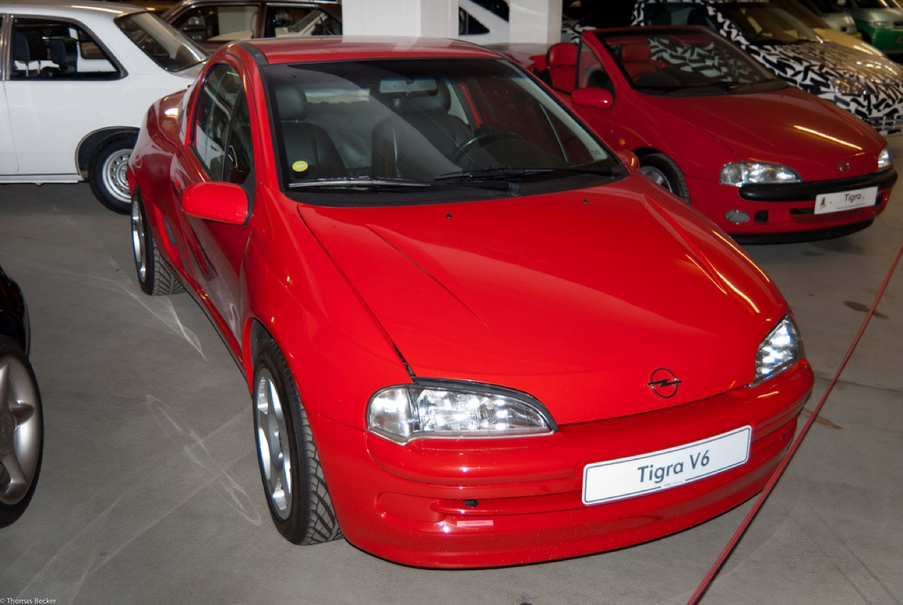 Opel Tigra Trophée Andros - Un V6 sinon rien ! 22