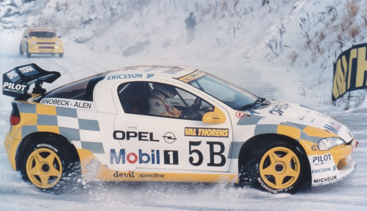 Opel Tigra Trophée Andros - Un V6 sinon rien ! 5
