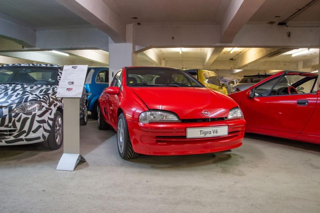 Opel Tigra Trophée Andros - Un V6 sinon rien ! 21