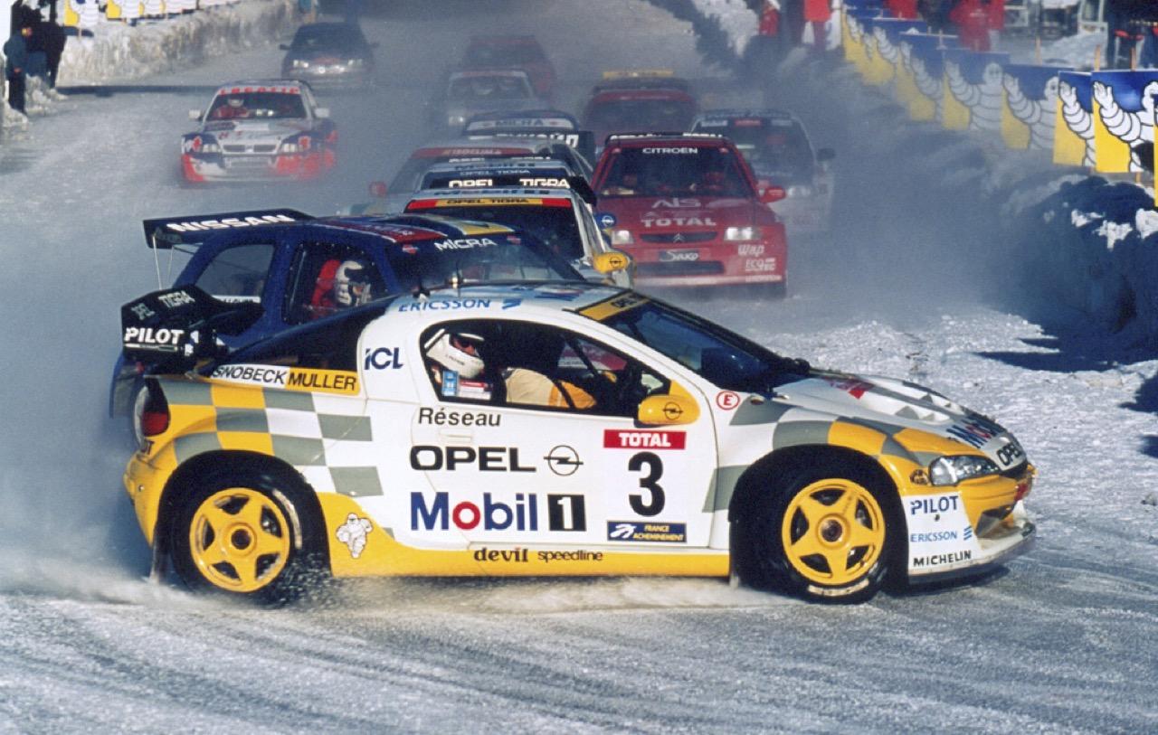 Opel Tigra Trophée Andros - Un V6 sinon rien ! 2