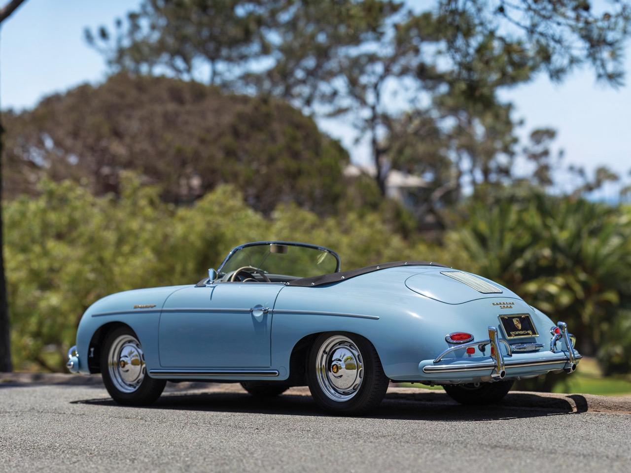 '58 Porsche 356 A 1600 Speedster : Episode 1 ! 35