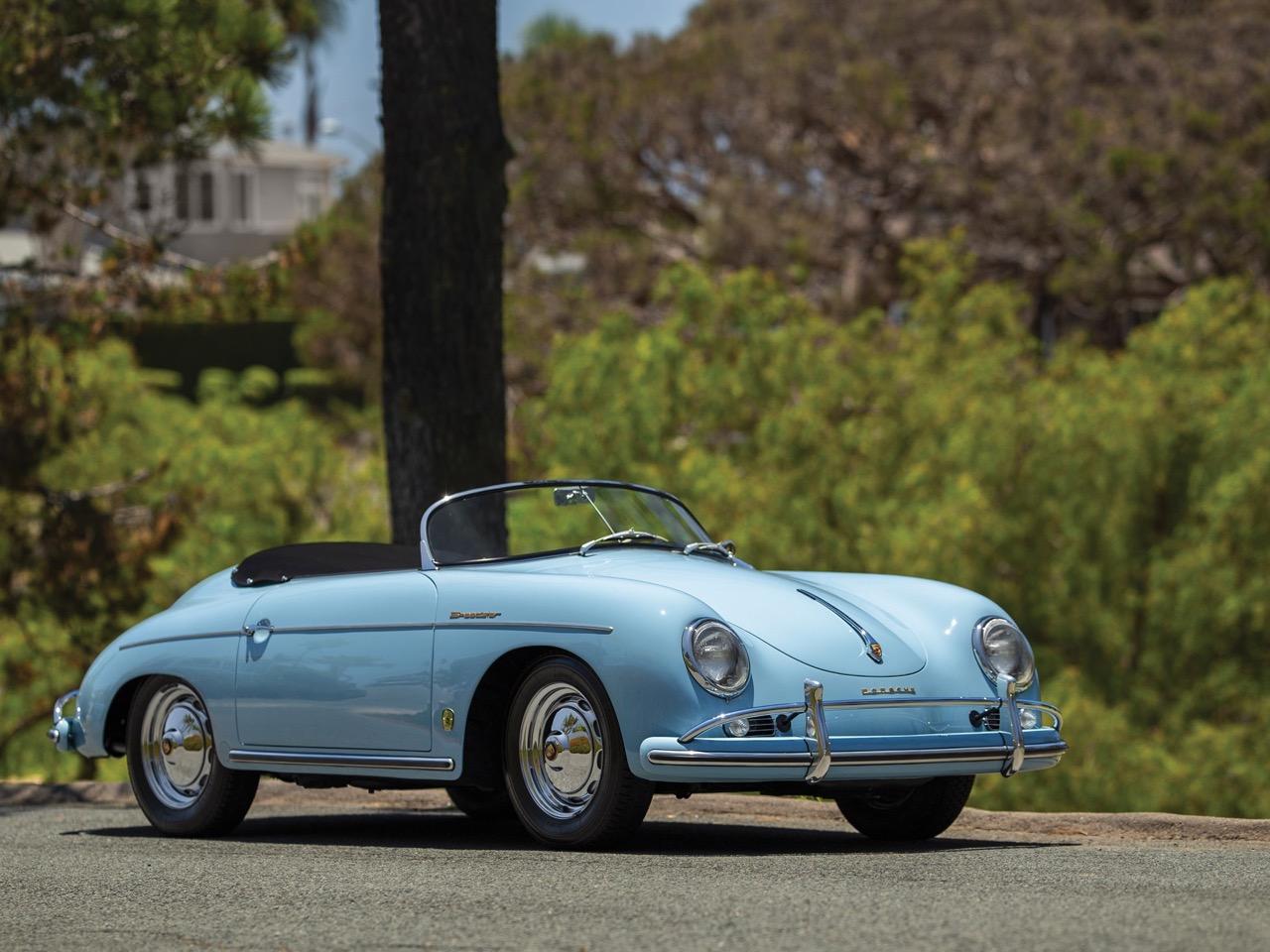 '58 Porsche 356 A 1600 Speedster : Episode 1 ! 34