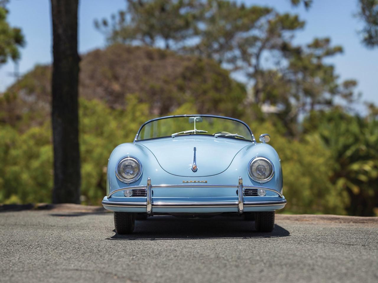 '58 Porsche 356 A 1600 Speedster : Episode 1 ! 30