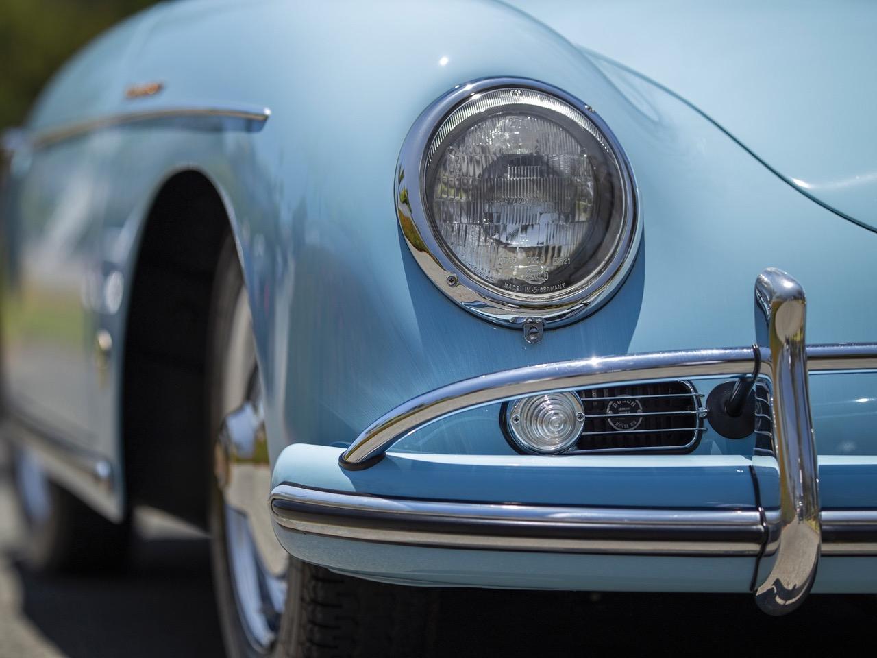 '58 Porsche 356 A 1600 Speedster : Episode 1 ! 28