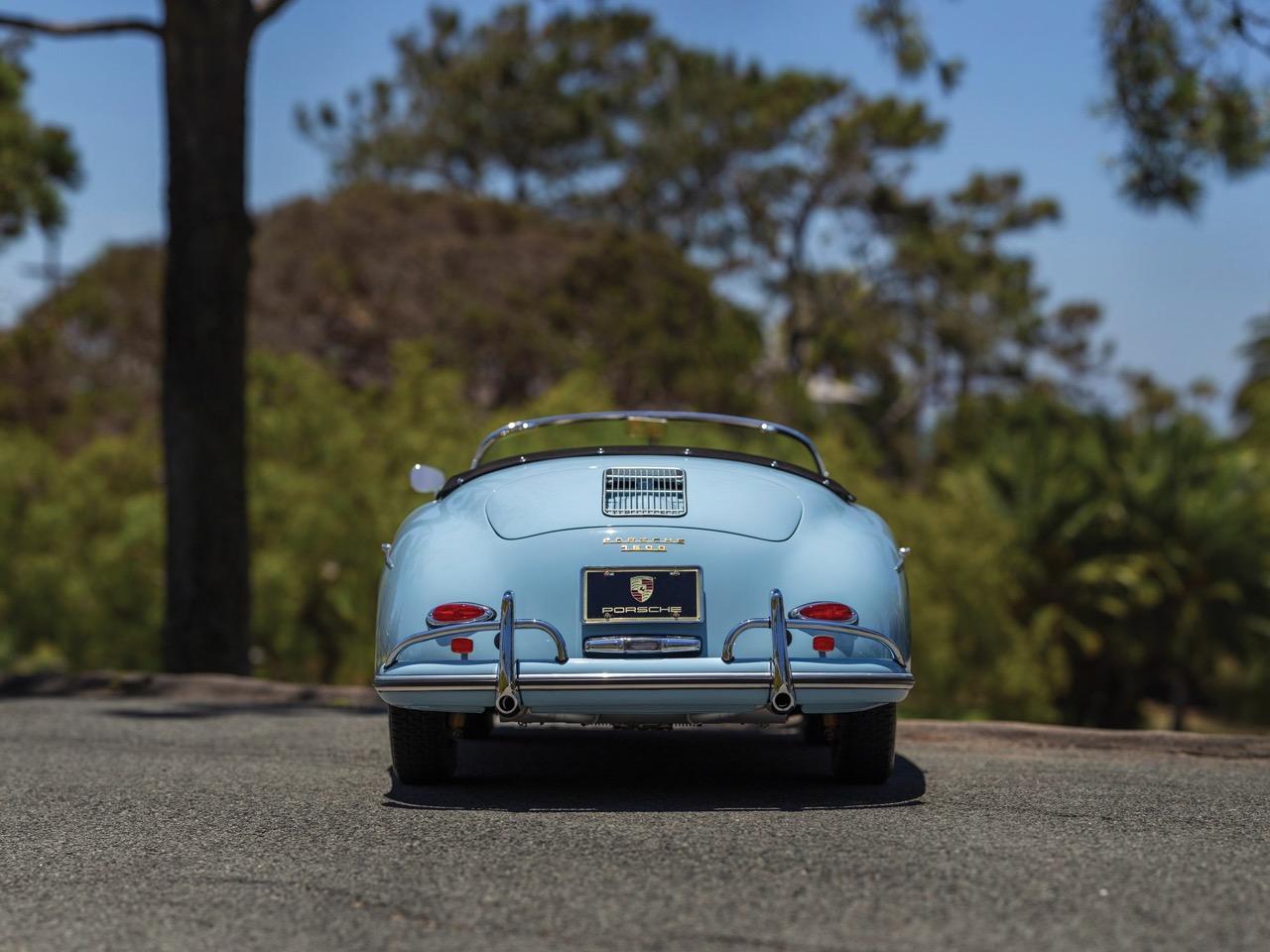 '58 Porsche 356 A 1600 Speedster : Episode 1 ! 31