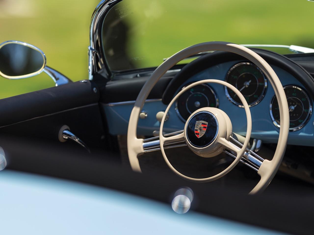 '58 Porsche 356 A 1600 Speedster : Episode 1 ! 32